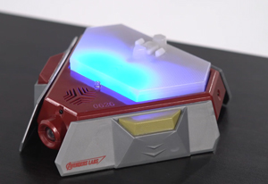 Image of Power Activator with blue light