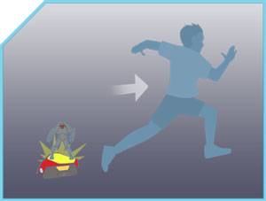 Playmation - Run for cover.