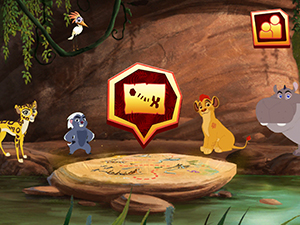 The Lion Guard Home screen image